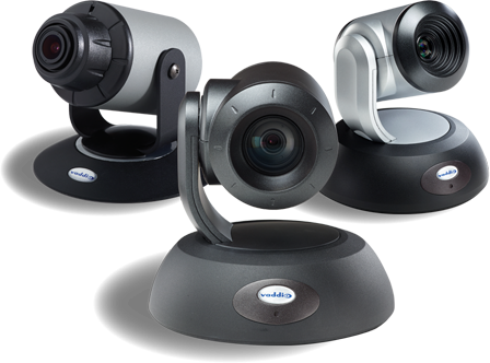 Vaddio's Most Advanced Camera Series Featuring True Broadcast Technology  – Now Shipping