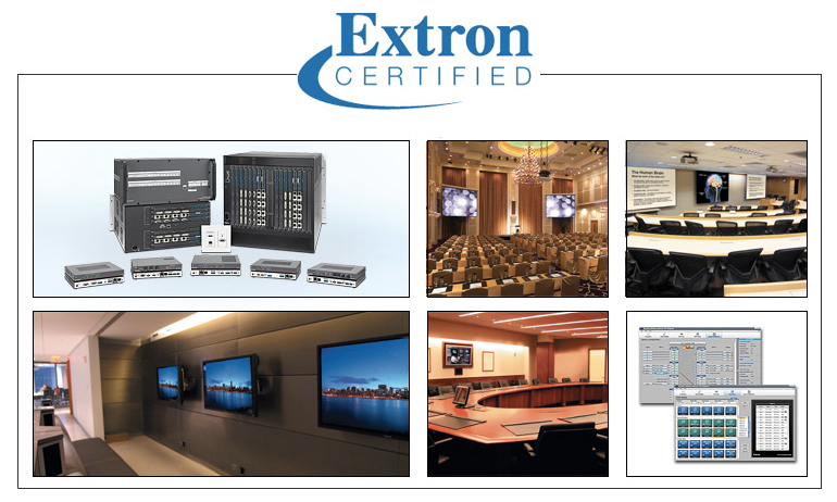 Extron Certified