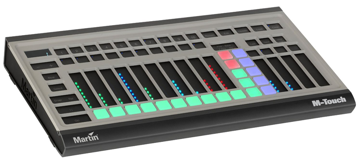 Martin M-Touch Lighting Controller