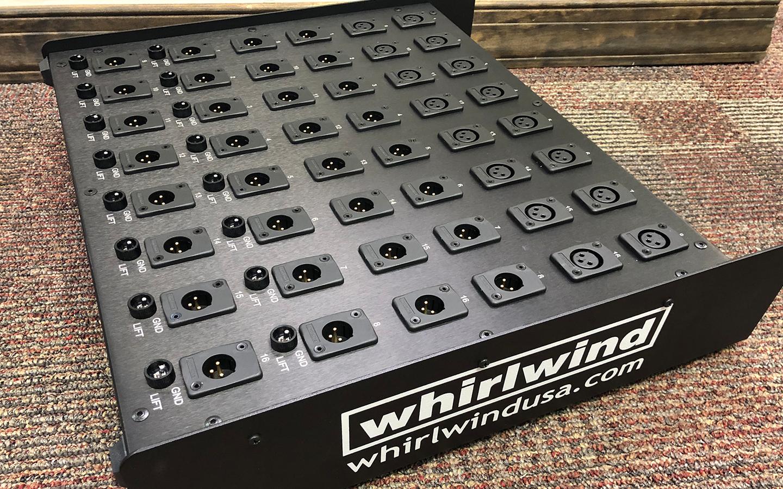 Whirlwind SB16P1G Multichannel Passive Mic Splitter